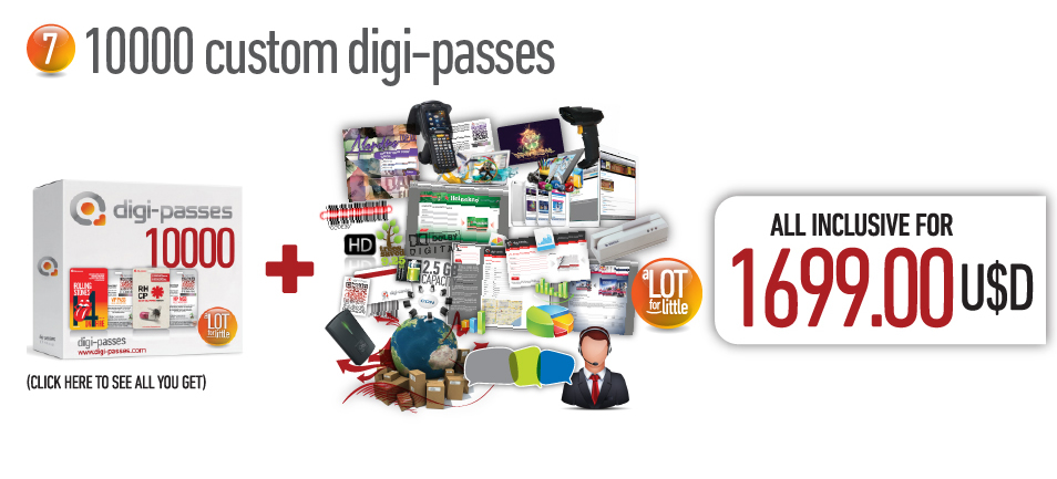 10000 custom digi-cards download cards